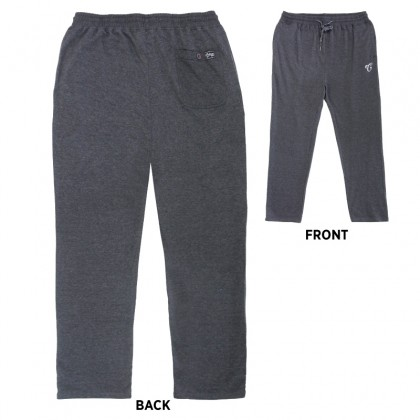 CHALLENGER Big Size Men's Jogger Long Pant CH6041 Track Bottom Cotton Mixed