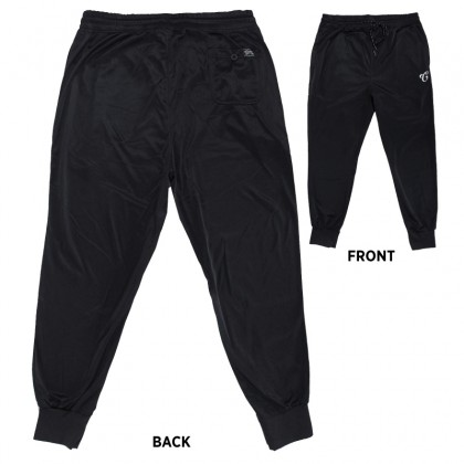 CHALLENGER Jogger Pant CH6042 Men's Plus Size Polyster Tricot Track Long Rib Bottom