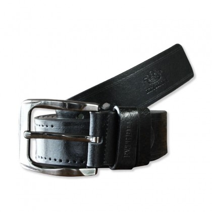 EXTREMA Big Size Men's Pin Buckle Leather Belt EB42 Extra Long Length
