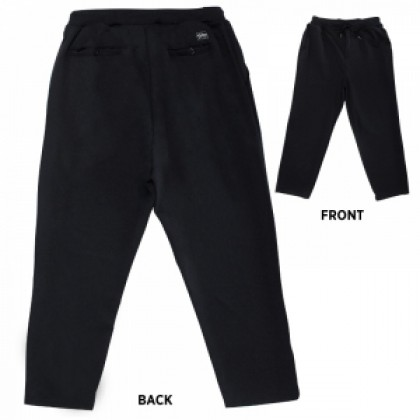CHALLENGER Men's Big Size Microfiber Spandex Jogger Long Pant With Zip CHS6045(Special Editon)