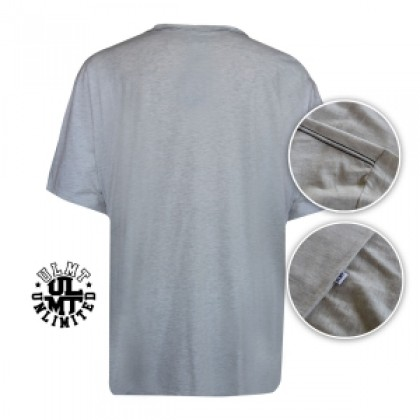 ULMT UNLIMITED Men's Extra Large Round Neck Short Sleeve Graphic T-Shirt ULMTS100006